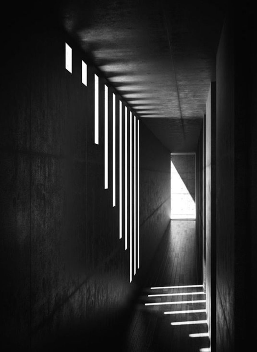"""Koshino House"" - Tadao Ando, crédit photo unknown"